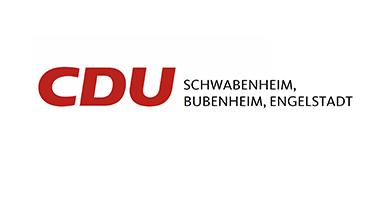 CDU Schwabenheim, Bubenheim, Engelstadt